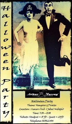 Arthur Murray Halloween Arthur Murray, Dancing, Halloween, Movies, Movie Posters, Dance, Films, Film Poster, Cinema