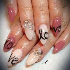 Nails love design