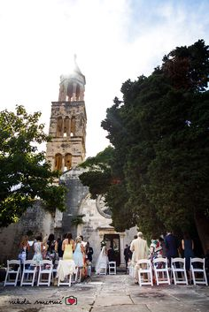 St. Mark - most Popular ceremony wedding venue in Hvar