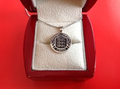 O'Brien family crest pendant