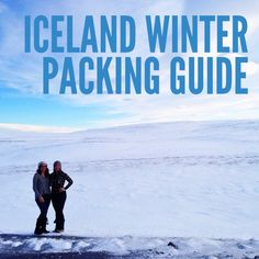 What to Wear in Iceland in Winter: A Packing Guide for Women | get your travel on!