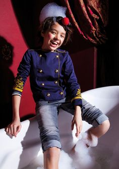 Style by me for INSTAMAM Magazine/March-April'17   Ph Mariya Elizarova  #editorial #happybirthday #kidsfashion