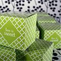 Print Out Free Favor Boxes for Your Wedding: Love Is Sweet Wedding Favor Boxes from Style Me Pretty