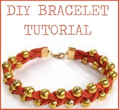 Tessies Hearts...Free DIY BRACELETS Tutorial featured in Sova-Enterprises.com Newsletter!