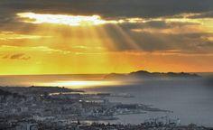 Ria de Vigo. Vigo e Islas Cies