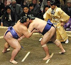 sumo wrestling, sports photography