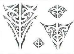 ED IDEE PER TATTOO Tatuaggi Tribali Tatuaggio Maori