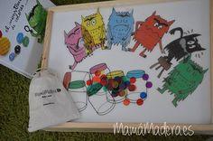 Want create site? Find Free WordPress Themes and plugins.Hoy os dejo un DIY diferente para los que muchas veces me pedís ideas y actividades para empezar con la mesa de luz, pues aquí va el primero, a litllevega le encanta el cuento del monstruo de los colores, hasta se sabe de memoria la historia y ... Leer más about  Jugamos con el monstruo de los colores y la Caja de Luz Monster Activities, Sensory Activities, Toddler Activities, I Ped, Mindfulness For Kids, Sand Art, Learning Resources, Light Table, Reggio