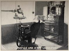Dental office and x-ray lab