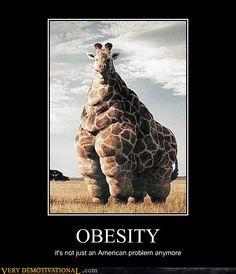 It's not just America. #obesitas