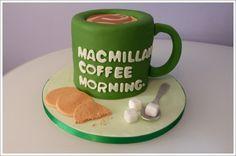 Fab coffee morning cake