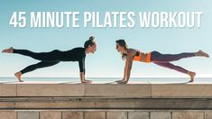 home yoga workout Pilates Workout Videos, Pilates Training, Pilates Abs, Fitness Workouts, Pilates Poses, Fitness Routines, Barre Workout, Pilates Reformer, Ab Workouts