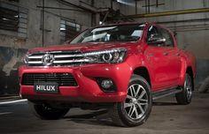 Nova Toyota Hilux, Honda HR-V tunado para o SEMA Show, novos motores para o Etios e mais