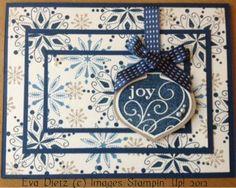Triple Layer Christmas Joy