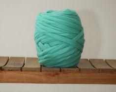 Super klobig 100 % Wolle 23 µm. Riesigen Garn stricken, häkeln, Roving, Weben. Chunky Wolle Garn. Super sperrige Garn. Extreme stricken.