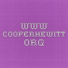 www.cooperhewitt.org