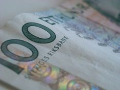 100 kronor by Sippeangelo