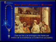 Recemos el Rosario-Jueves-(Misterios luminosos). completo - YouTube