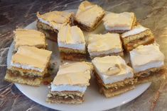 Carrot Cake Cheesecake, Cheesecake Bars, Salted Caramel Cookies, Chocolate Chip Cookies, Snack Recipes, Dessert Recipes, Snacks, Sweet Carrot, Pastel