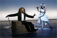 Fables de La Fontaine. Comédie-Française. Director: Robert Wilson.  Lincoln Center Festival 2007