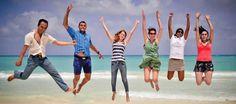 Best Beach Location in Latin America to Study Spanish Latin Dance Classes, Spanish Courses, Study Spanish, Volunteer Programs, Seven Wonders, Beach Town, Caribbean Sea, Riviera Maya, Latin America