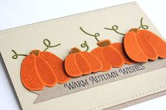 PTI Pumpkin Patch card by Heather Nichols