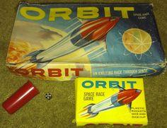 Orbit Space Race