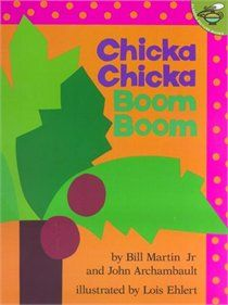 Chicka Chicka Boom Boom is a bestselling American children's book written by Bill Martin, Jr. and John Archambault, illustrated by Lois Ehlert, and published by Simon & Schuster in The book features anthropomorphized letters. Best Children Books, Childrens Books, Young Children, Toddler Books, Future Children, Toddler Stuff, My Little Kids, Lois Ehlert, Books To Read