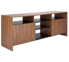 Buy HOME Turin Sideboard - Black & Walnut Effect at Argos.co.uk, visit Argos.co.uk to shop online for Sideboards and dressers, Living room furniture, Home and garden