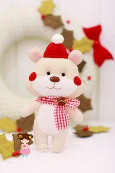 Olá, minhas queridas e queridos!                                           O Natal já está chegando e com ele as fo...