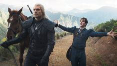 Geralt Meets Jaskier in Posada - The Witcher Four Marks The Witcher 1, Henry Cavill, Strong Female Characters, Fictional Characters, Mary Sue, Real Friends, New Perspective, Latest Movies, Character