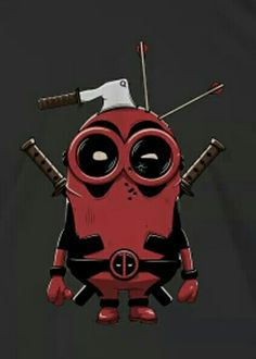Minion - Deadpool