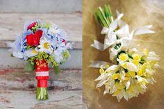 Google Image Result for http://cache.elizabethannedesigns.com/blog/wp-content/uploads/2012/05/Bright-Summery-Wedding-Bouquets.jpg wedding bouquets, purple wedding flowers, bouquet idea, yellow iris