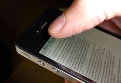 Quick iPhone tip: How to zip back to the top of a web page