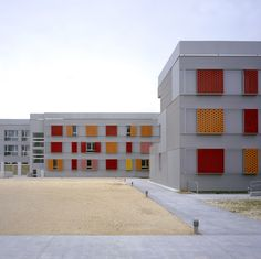 255 homes in Villanueva de la Cañada - Aranguren & Gallegos Architects