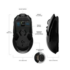 9cdc79c815d 15 Best Awesome Gaming Mice images in 2018 | Computer mouse, Mice ...