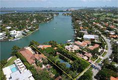 Miami Beach, vista dall'alto.
