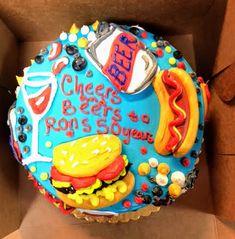 Peachy 85 Best Custom Cakes Images Custom Cakes Cake Desserts Funny Birthday Cards Online Chimdamsfinfo