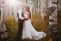 There are no words sometimes to describe how beautiful a wedding can be. Photographed by Bethany Jeffery Photography