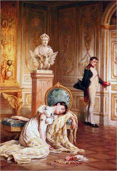 Laslett John Pott - Napoleon's Farewell To Josephine