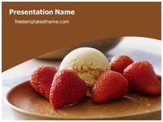 Download #free #Strawberry #Ice #Cream #PowerPoint #Template for your #powerpoint #presentation. This #free #Strawberry #Ice #Cream #ppt #template is used by many professionals.