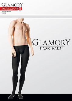 100 DEN Homme Glamory Leggings de sport