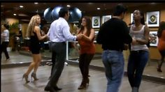 Saturday Beginner Salsa & Bachata -4 Wks