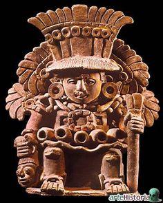 Xipe-Totec,Dios Joyero de los zapotecos