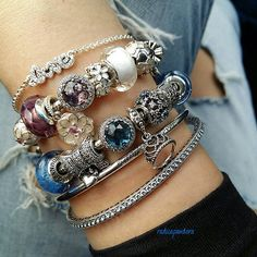 I'm true Pandora fan,you can see from my Instagram profile☺I love unique…