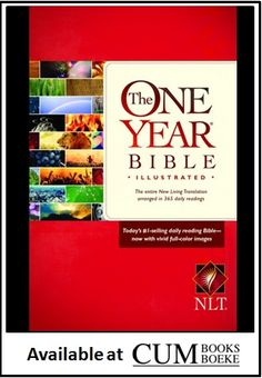 Enhance each day's experience with Scripture and full-color imagery.