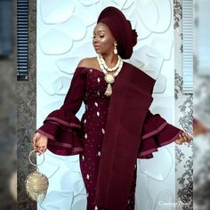 African fashion is available in a wide range of style and design. Whether it is men African fashion or women African fashion, you will notice. African Dresses For Women, African Print Dresses, African Fashion Dresses, African Women, Nigerian Wedding Dresses Traditional, Traditional Wedding Attire, Traditional Dresses, African Fashion Traditional, African Wedding Attire