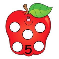 * Appels! Tellen.... 5-10
