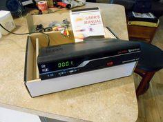 VS VIEWSAT VS2000 Ultra Digital Satellite Receiver USB Host bundled with remote #Viewsat