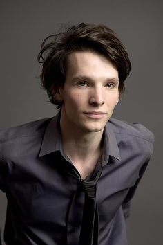 Sabin Tambrea, star of Ludwig II, and just possibly the cutest guy alive!